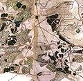 Kolomenskoye, Chertanovo, Biryulyovo in 1818.jpg