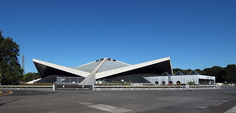 File:Komazawa Gymnasium 2009.jpg