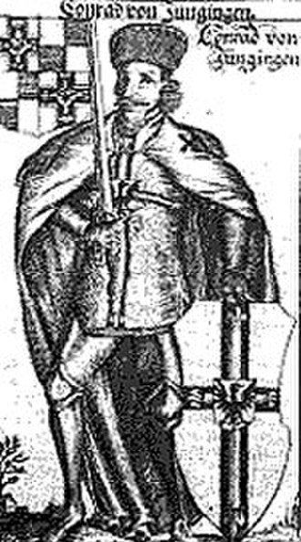 Reichsadler - Image: Konrad von Jungingen