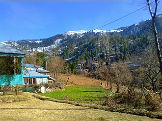 Azad Kashmir - Kotla, Bagh District