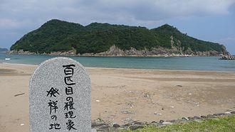 Kōjima - Kōjima seen from the mainland