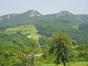 Geography of Bosnia and Herzegovina - Image: Kozaracki Kamen