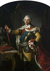 Portrait of Stanislaus Augustus Poniatowski