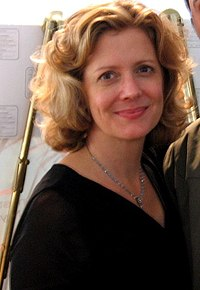 Kristine Sutherland, actrice jouant Joyce Summers