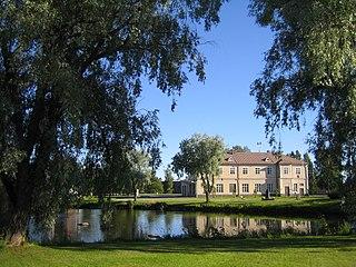 Kronoby Municipality in Ostrobothnia, Finland