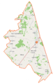 Kuźnica (gmina) location map.png