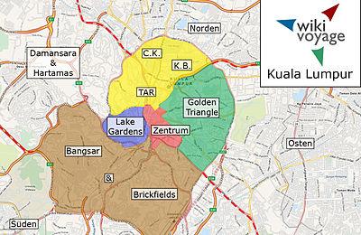 Kuala Lumpur Reisef 252 Hrer Auf Wikivoyage