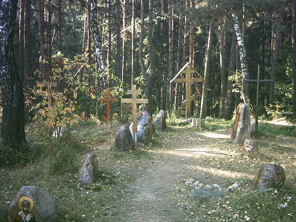 How does a family of hermits live in the Belarusian forest