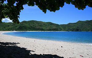 Kuta Lombok Mawun Beach