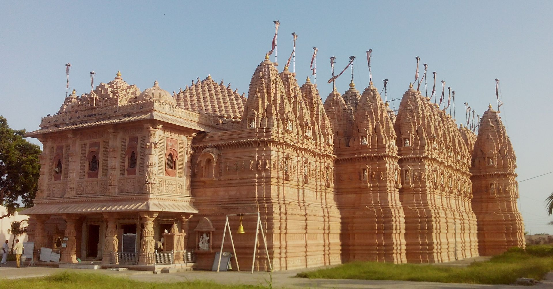 Bhadreshwar Jain Temple Wikipedia