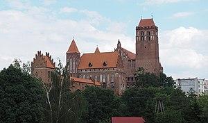 Kwidzyn Castle - Image: Kwidzyn castle, Poland