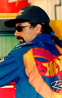 Kyle Petty, NASCAR (2) - Photograph by Darryl Moran - 1990s