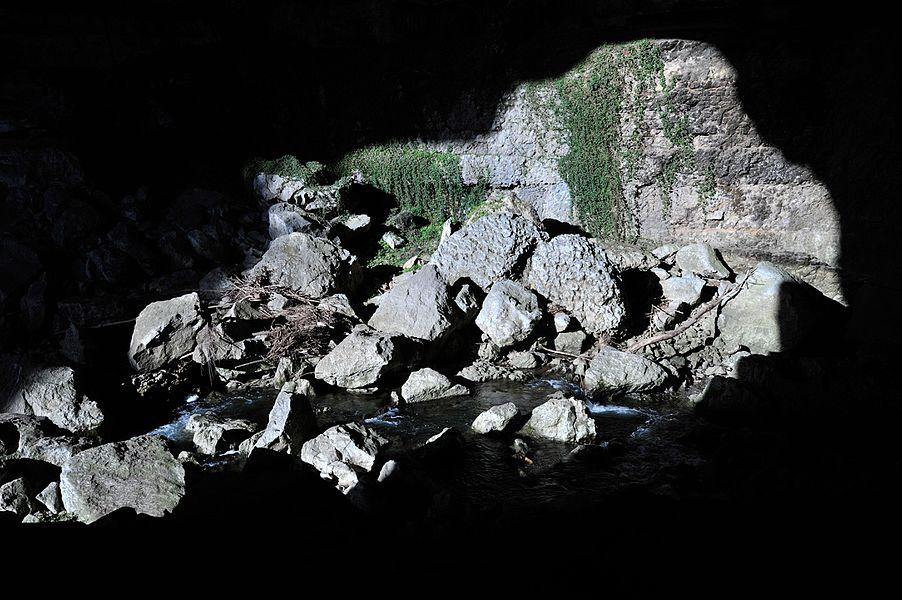 Grotte du Mas-d'Azil (Classé)