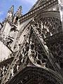 L'abbaye de la Trinité -façade.JPG