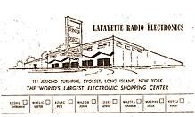 Lafayette Radio Electronics - Wikipedia