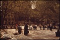 LUNCHTIME CLASSICAL CONCERT IN BRYANT PARK, BEHIND THE MAIN PUBLIC LIBRARY - NARA - 551771.tif