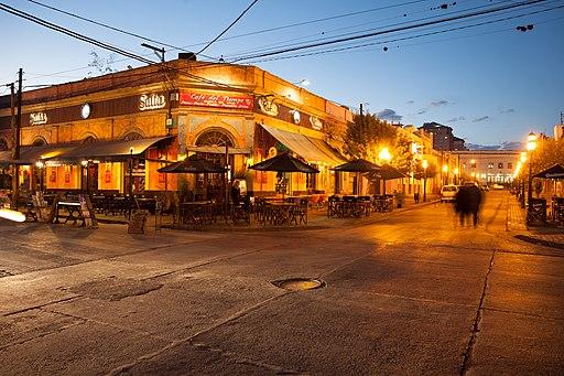 La Balcarce, ciudad de Salta