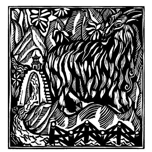 La Chèvre du Thibet (Apollinaire - Le Bestiaire ou Cortège d'Orphée).jpg