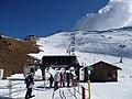 La Clusaz - Départ de la remontée l'Aiguille ( 2257m) - panoramio.jpg