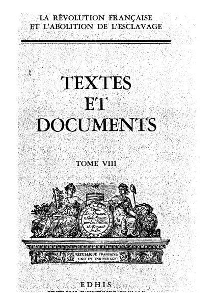 File:La Révolution française et l'abolition de l'esclavage, t8.djvu