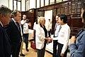 La alcaldesa recibe a los familiares del opositor venezolano Leopoldo López (01).jpg