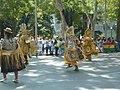 La colectividad boliviana en España celebra su fiesta en honor a la Virgen de Urkupiña 27.jpg