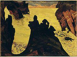 Georges Lacombe: La Mer jaune