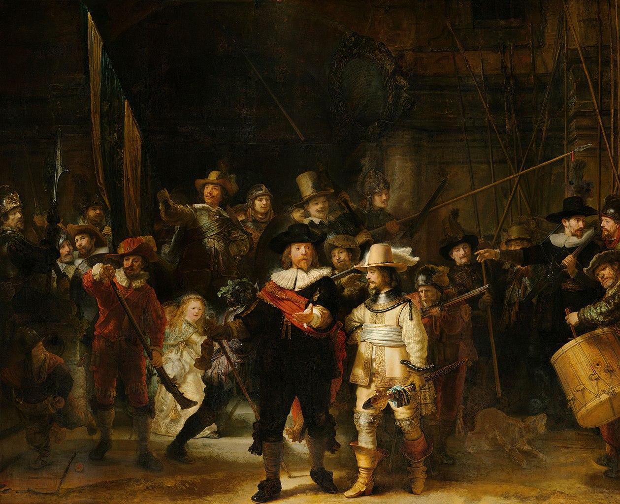 Rembrandt, en hipermegaultragigadefinición