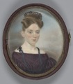 Lady with high comb in her hair.tif