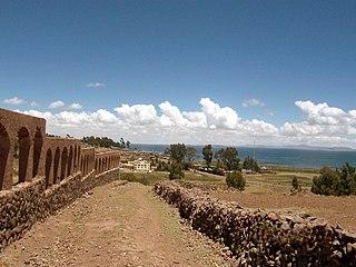 Chucuito District District in Puno, Peru