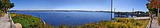 Lake Kissimmee - Image: Lake Kissimmee
