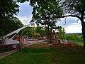 Lake View Sanatorium - Dormitory for Help Being Demolished - panoramio (1).jpg