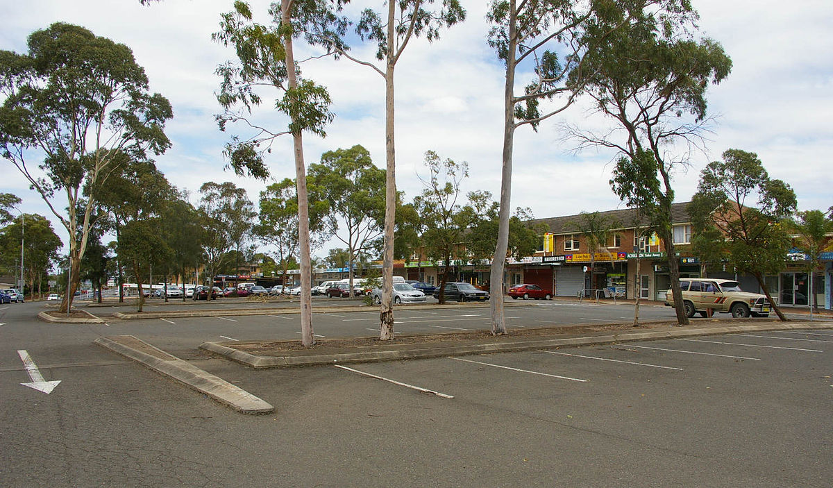 Seven Hills Postcode >> Lalor Park, New South Wales - Wikipedia