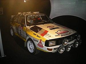 Langenburg Jul 2012 39 (Deutsches Automuseum - 1985 Audi Sport Quattro).jpg