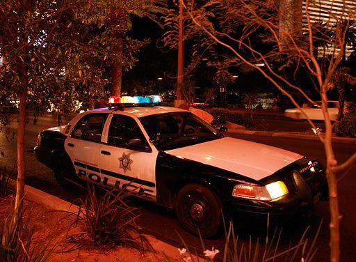 Las Vegas Police, Car (3478792285)