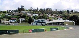 Riverside, Tasmania - Launceston Football club, Windsor Park