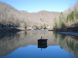 Laurel Lake Wildlife Management Area Protected land area in West Virginia, United States