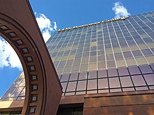 LDS Business College Facade