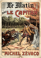Le Capitan Michel Zevaco Le Matin.png