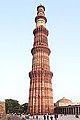 Le Qutb Minar (Delhi) (8479461561).jpg
