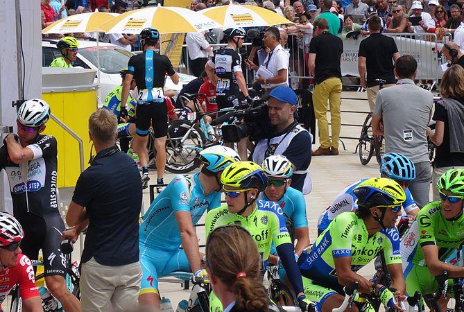 Le Touquet-Paris-Plage - Tour de France, étape 4, 8 juillet 2014, départ (C09).JPG