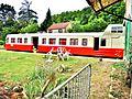Le petit train touristique en gare de Toucy.jpg