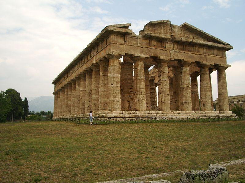 Fichier:Le temple de Neptune.JPG