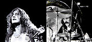 Led Zeppelin - Plant and Bonham