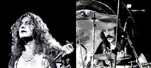Led Zeppelin - Plant and Bonham