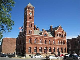 Lee County Courthouse (Keokuk, Iowa) United States historic place
