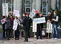 Leeds public sector pensions strike in November 2011 35.jpg