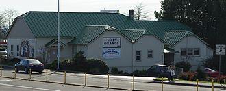 Cedar Mill, Oregon - Leedy Grange