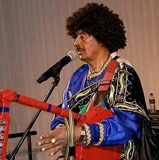 Bereket Mengisteab Eritrean musician (born 1938)