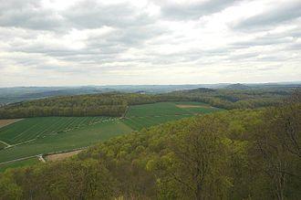 South Lower Saxony - Leine Uplands